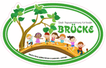 Logo der Kindertageseinrichtung Brücke